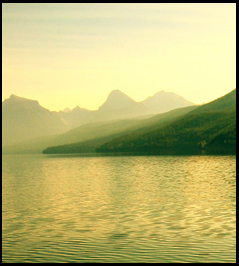 GNP Lake McDonald image